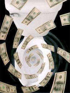 Money lost gambling u s commercial casino industry 2006